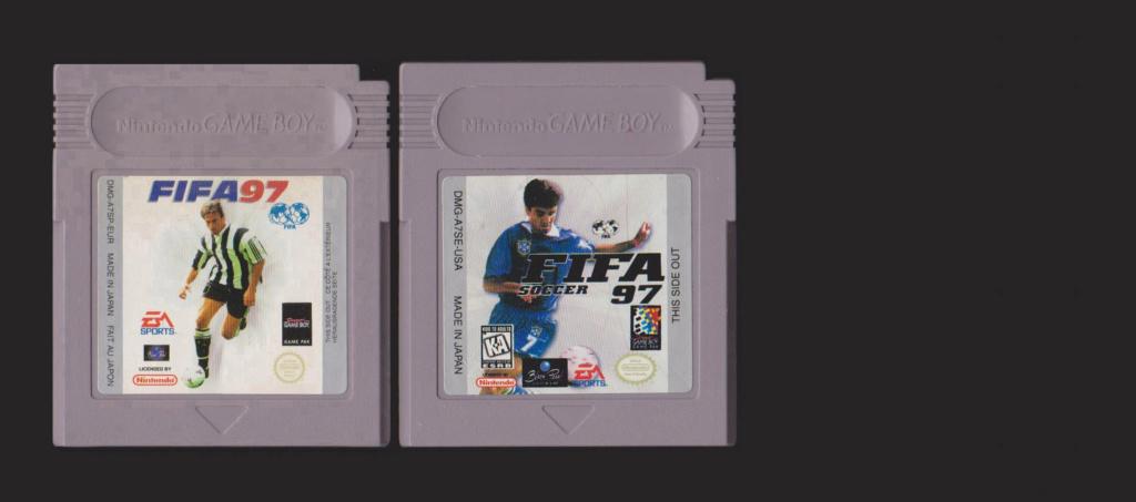 Jeux Gameboy : cartouches et variantes Fifa_910