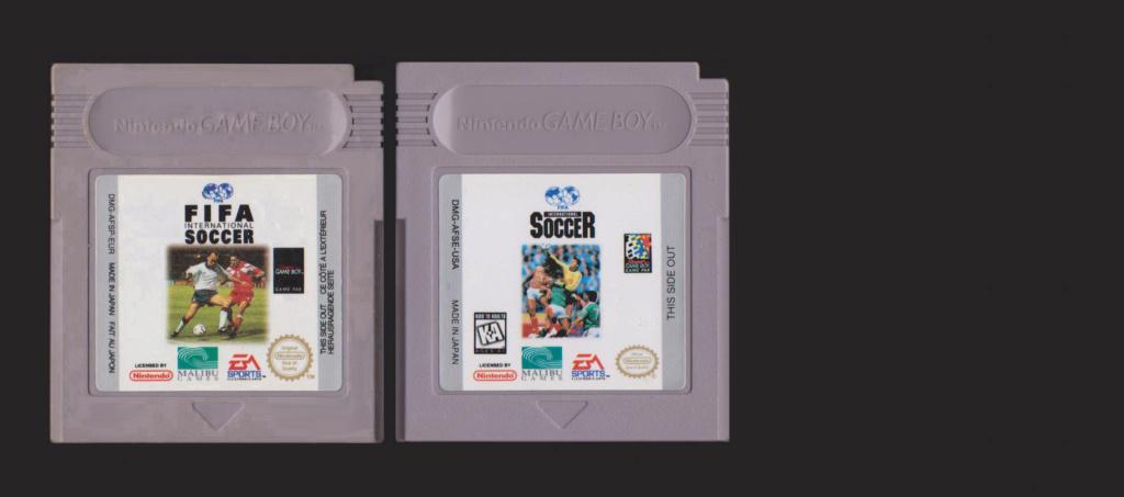 Jeux Gameboy : cartouches et variantes Fifa_i10