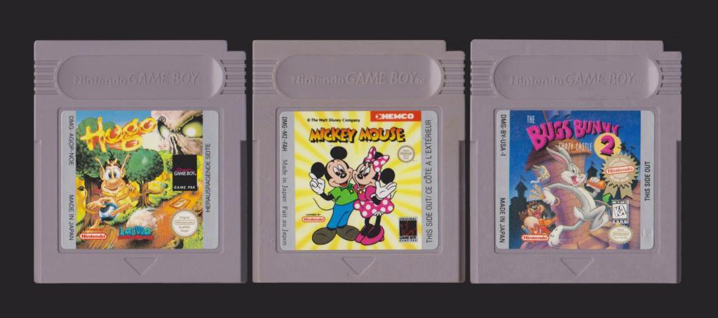 Jeux Gameboy : cartouches et variantes Hugo_m10