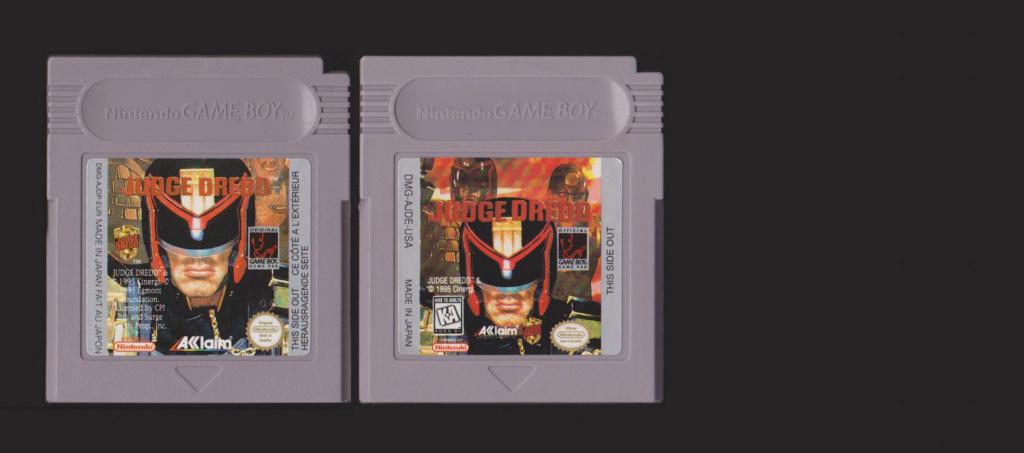 Jeux Gameboy : cartouches et variantes Judge_10