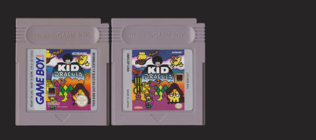 Jeux Gameboy : cartouches, variantes, anecdotes Kid_dr10