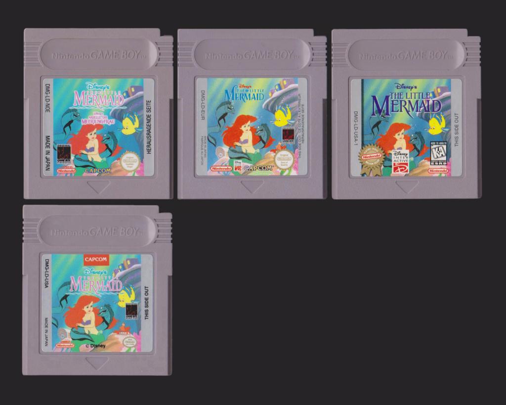 Jeux Gameboy : cartouches et variantes - Page 4 Little12
