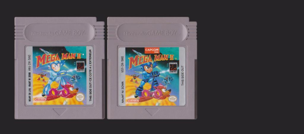 Jeux Gameboy : cartouches, variantes, anecdotes Megama11