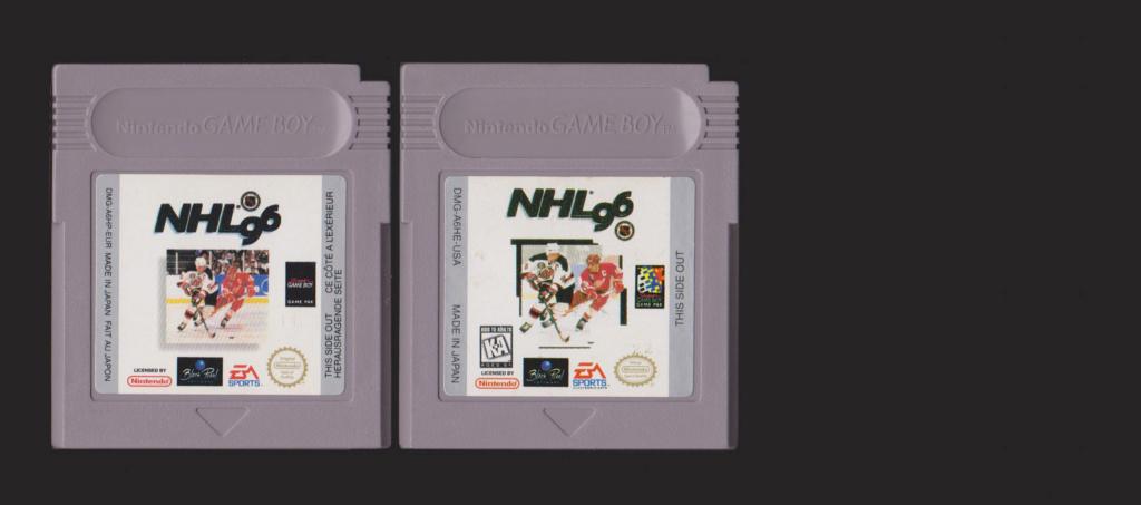 Jeux Gameboy : cartouches et variantes Nhl_9610