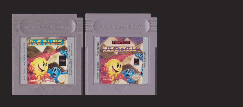 Jeux Gameboy : cartouches et variantes Pac_pa10