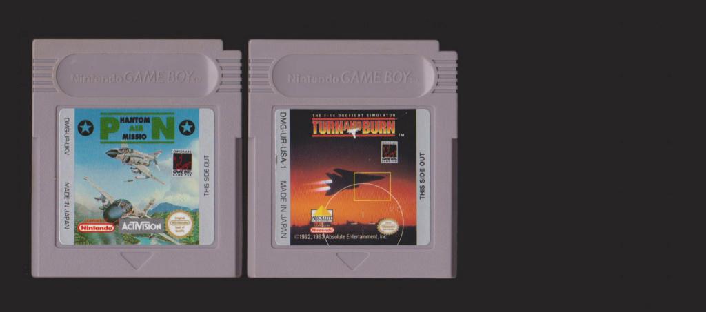 Jeux Gameboy : cartouches, variantes, anecdotes Phanto10