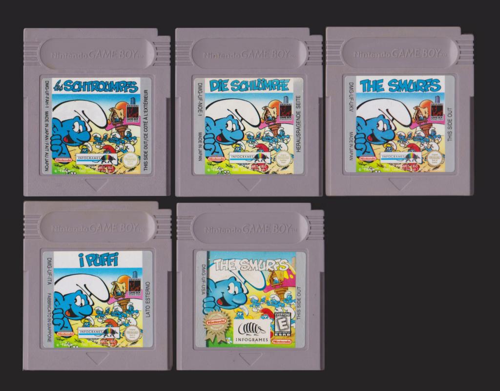 Jeux Gameboy : cartouches et variantes Schtro13