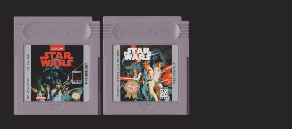 Jeux Gameboy : cartouches, variantes, anecdotes Starwa10