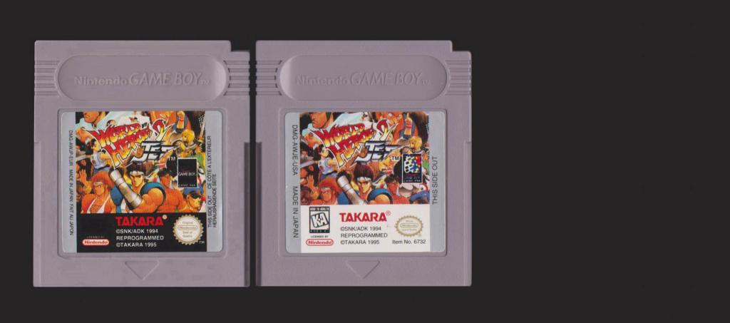 Jeux Gameboy : cartouches et variantes World_10