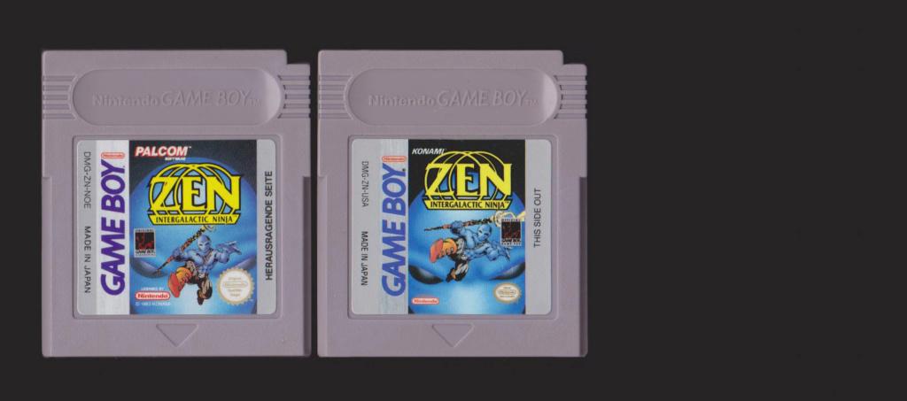 Jeux Gameboy : cartouches et variantes - Page 4 Zen10