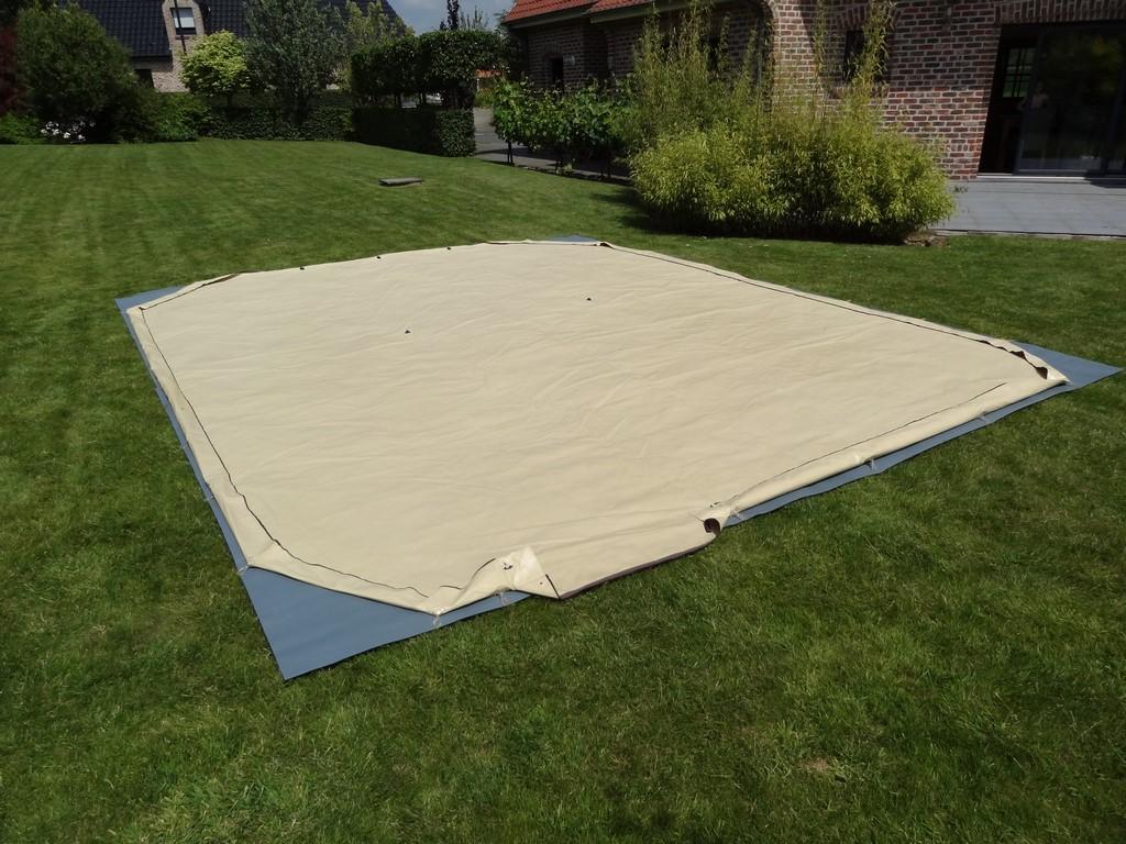 [VENDU] Tapis de sol - Cabanon Biscaya 440 - PVC 400 gr/m2 Tapis_12