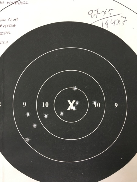 Show your targets. Any targets - For instance, First target, or one that shows progress, etc. - Page 3 Img_8011