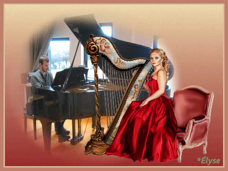 Défi/ Femme à la harpe Sans_t11