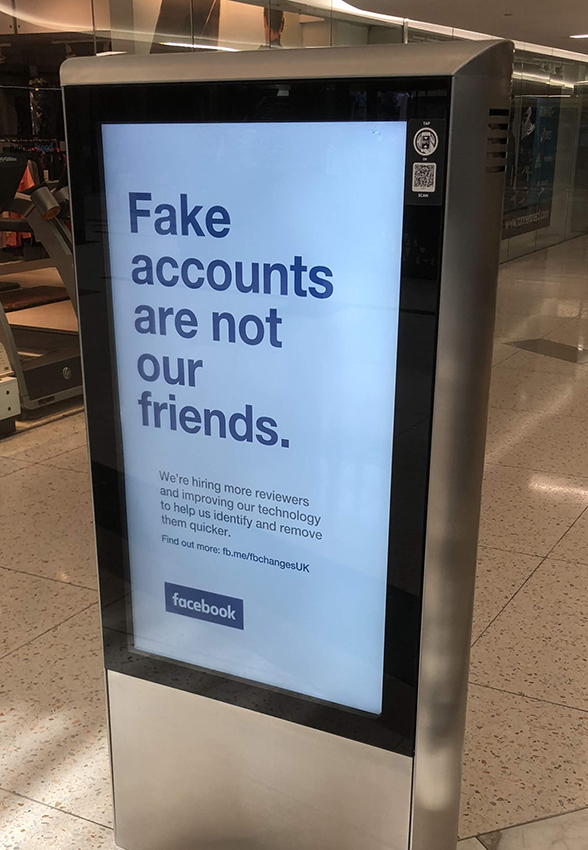 Dificultades con los servicios de fans de Facebook Compra10