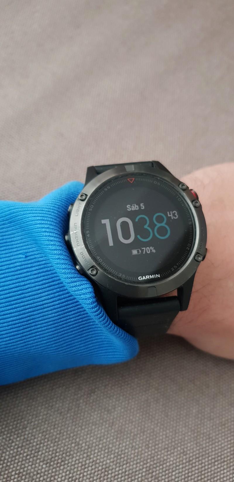 ¿Que reloj llevamos hoy? 20190110