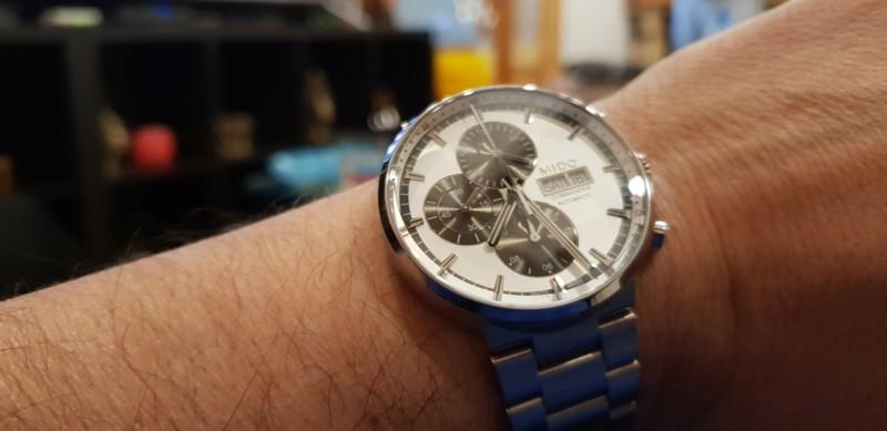 ¿Que reloj llevamos hoy? - Página 9 20190124