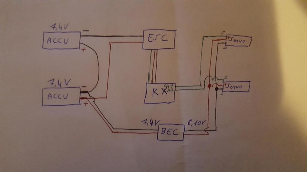 BEC externe UBEC ou SBEC 5 à 6V pas cher, comment connecter et alimenter un BEC externe pour servo - Page 3 20181210