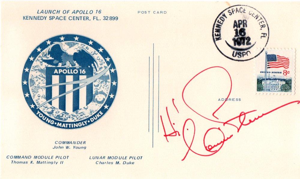 Identification signature Apollo10