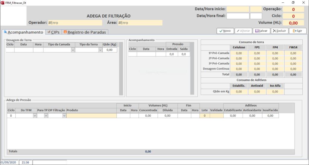 [Resolvido]Copiar formulario e sub formulario T118