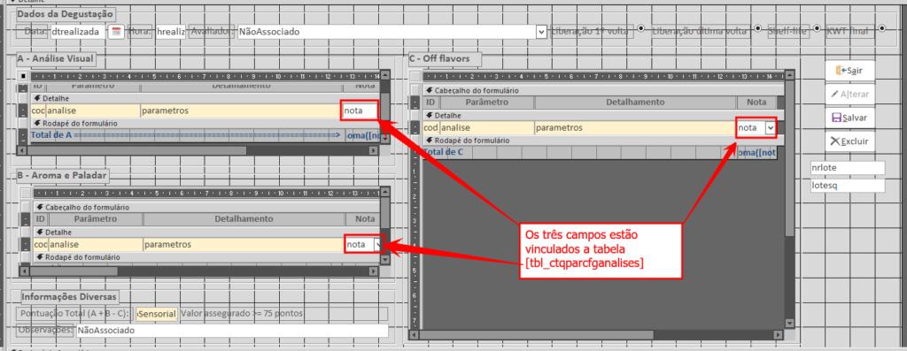 [Resolvido]Subformulário cria registro em outra tabela T223