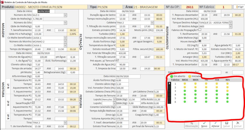 Postgres vs formulário Access T319