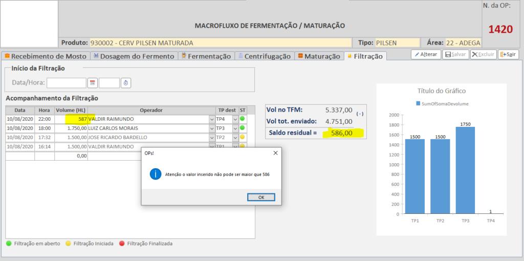 [Resolvido]Validar a quantidade em um subformulário continuo T411