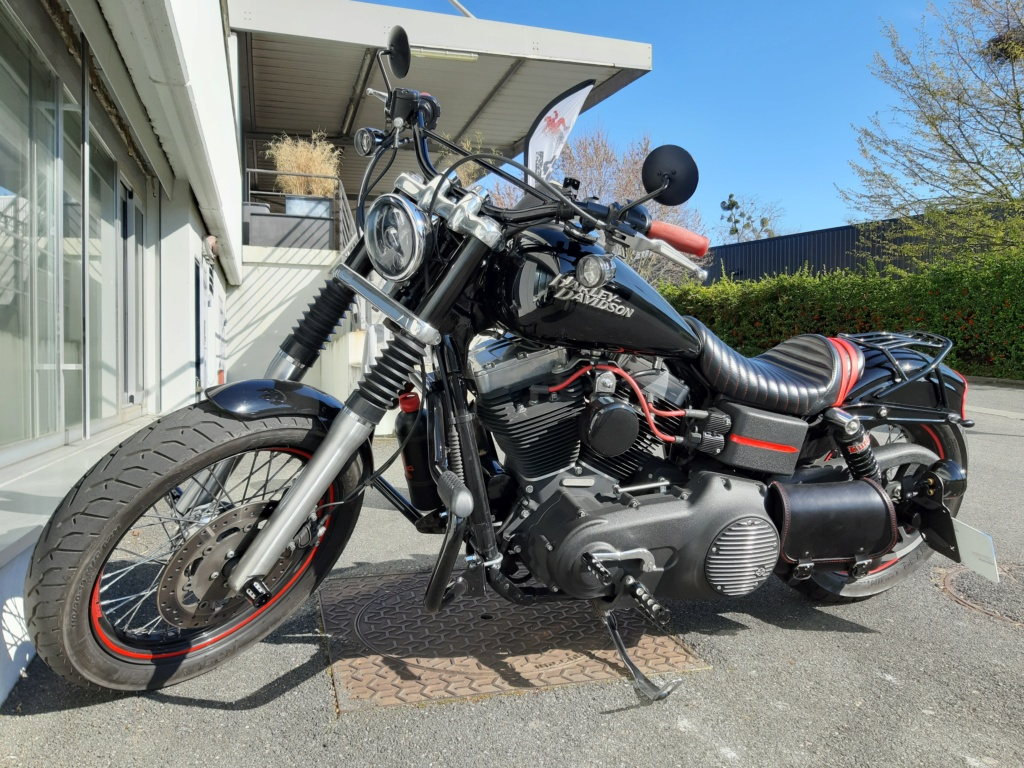 DYNA STREET BOB combien sommes nous sur Passion-Harley - Page 35 20190318