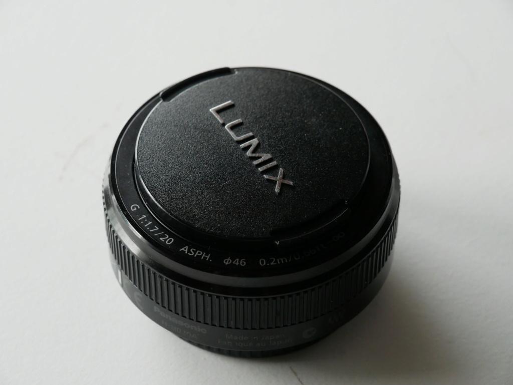 [VENDU] Objectif Lumix G Pancake 20 mm f/1,7 V.2 P1020711