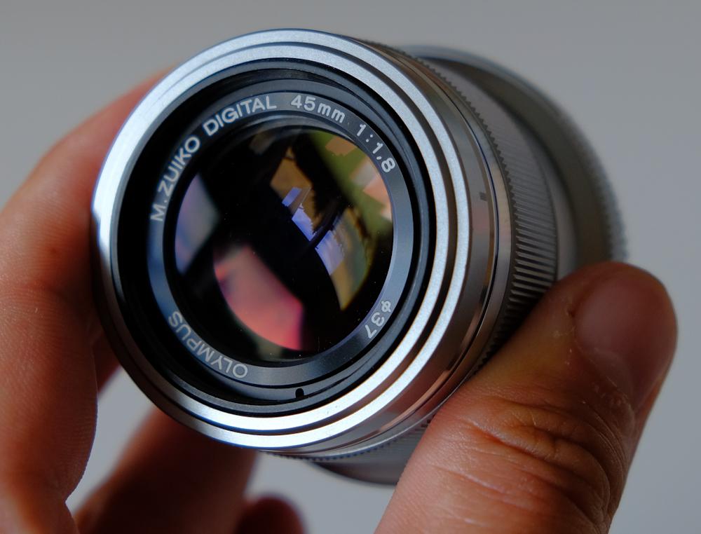 [VENDS] (Dernière Baisse de prix) Objectif Olympus M. Zuiko 45mm 1.8 Psx_2023