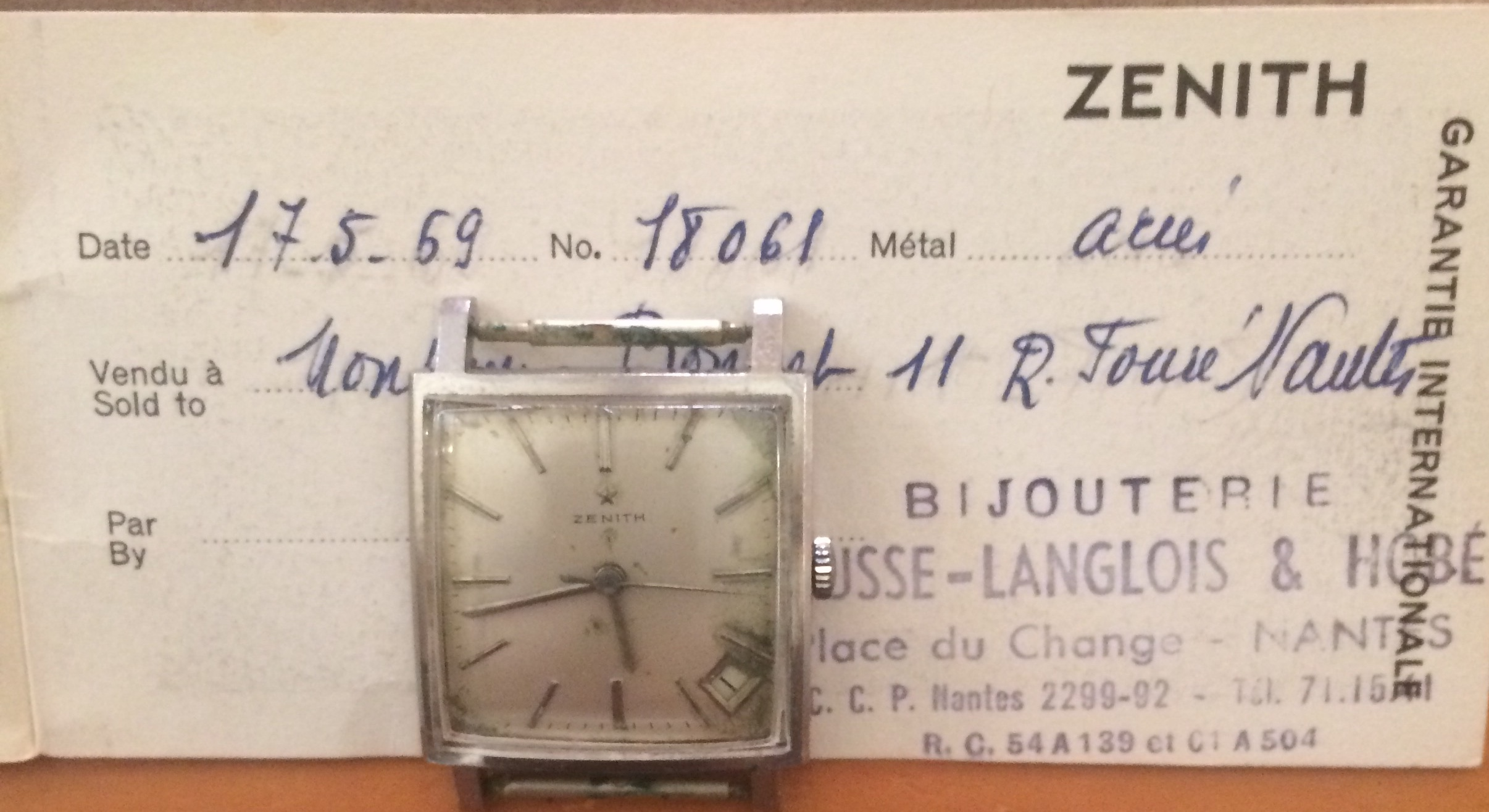 Zenith vintage acier Img_1015