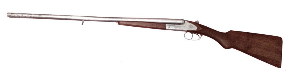 Fusil fusil de chasse saint etienne calibre 16 juxtaposé gaucher 0110
