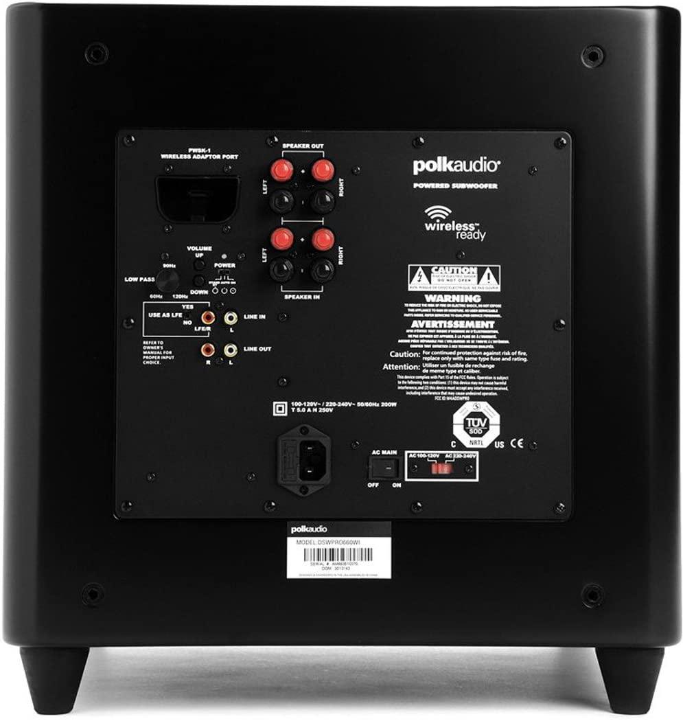 Añadir subwoofer a amplificador a válvulas Polk11
