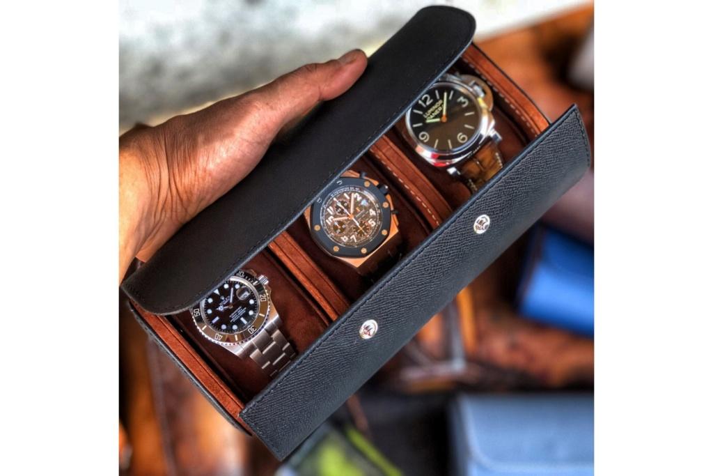 [SUJET UNIQUE] écrin, boîte ou coffret pour ranger les montres... tome II - Page 11 72fd0f10