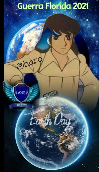 ⚔️⚔️⚔️⚔️ LEGENDARIAS GUERRERAS DEL ZAFIRO ⚔️⚔️⚔️⚔️.  Feliz día de la tierra. ???? TERRY Photo_10
