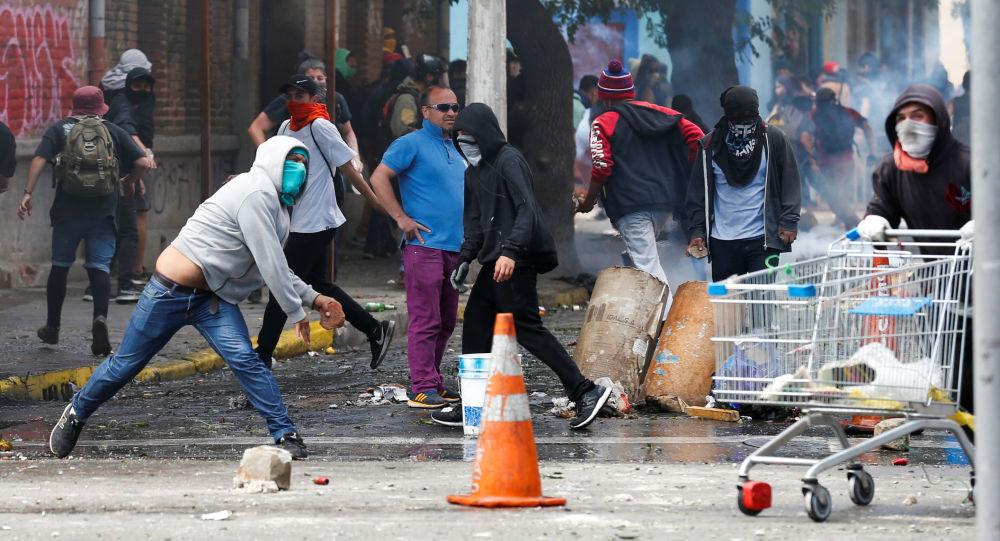 La ONU observa un aumento de las protestas en todo el mundo 10891010