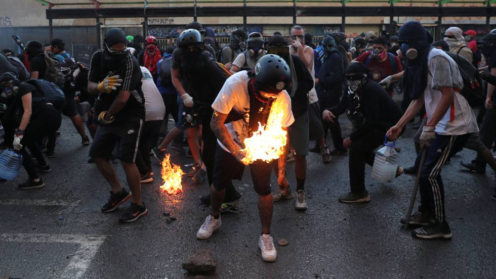 Chile. Referencias para entender la conflictividad social y la situacion proletaria. - Página 4 15745410