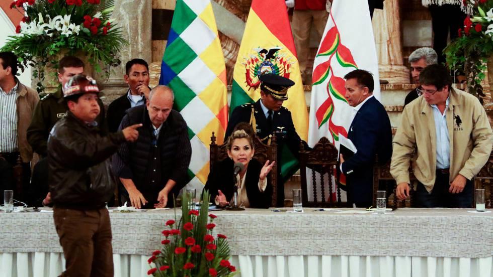 La situación en Bolivia y el izquierdismo pequeñoburgués: a golpes contra la lucidez. 15746010