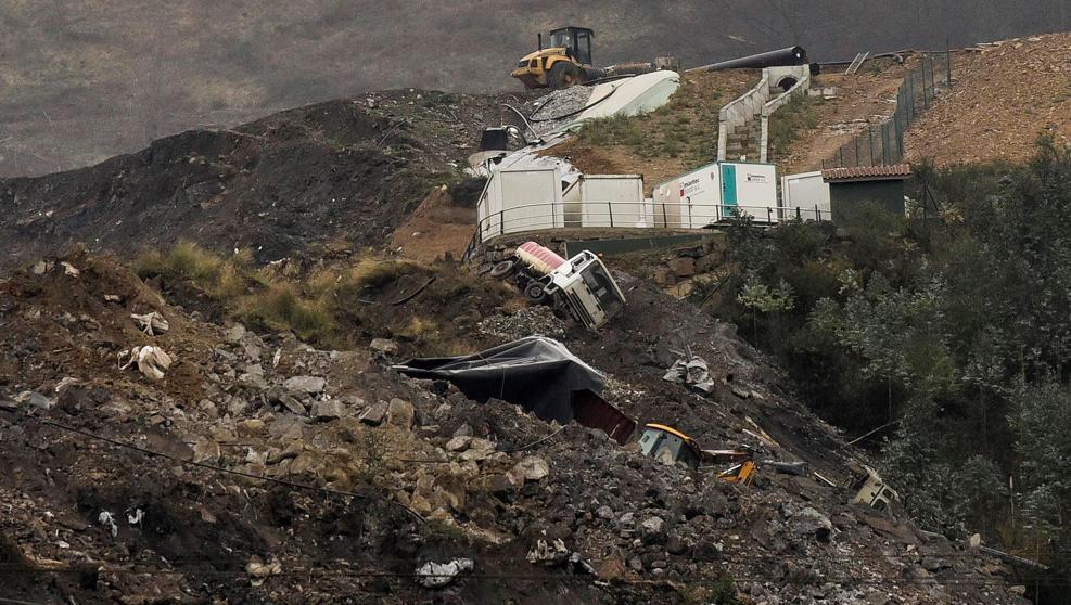 Zaldibar. Un vertedero industrial en el País Vasco, dos muertes... 20200210