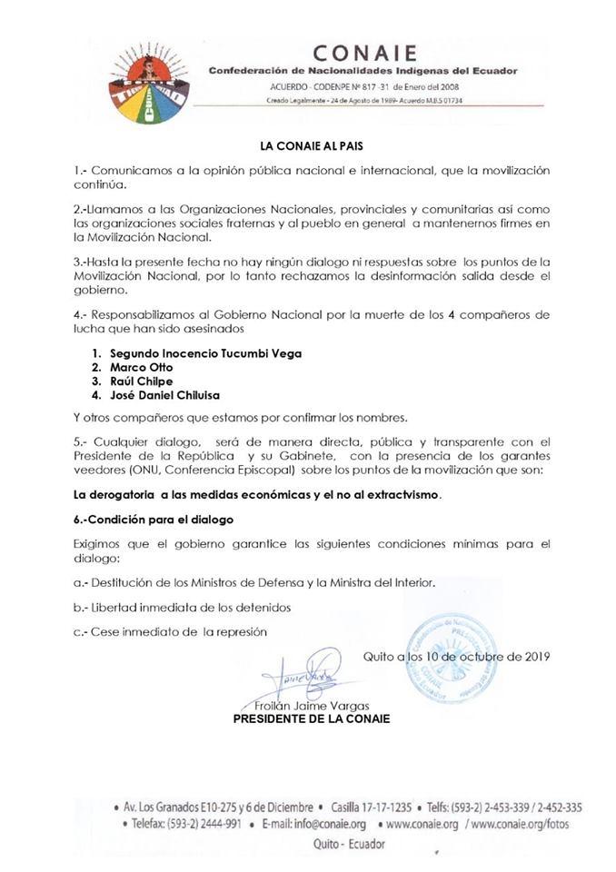 Ecuador: elecciones, petróleo, negocio$, reformas y asistencialismo. - Página 3 72480310