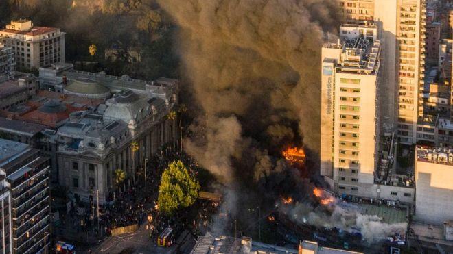 La ONU observa un aumento de las protestas en todo el mundo _1094410