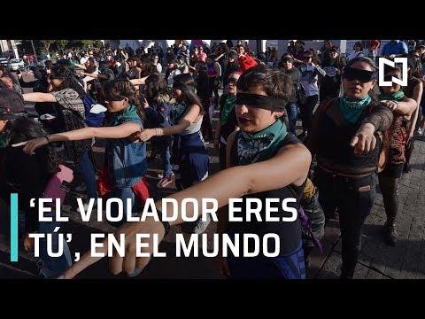Himno feminista, coreografía totalitaria  marcial, objetivo burgués: dividir a mujeres y hombres de la clase obrera, y generar corporativismo social feminista.   Hqdefa10