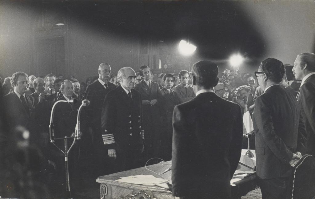 Unidad Popular y golpe militar en Chile hace 40 años. Allende y Pinochet. Documentos de la lucha de clases. [HistoriaC]. Situación actual. Salvad10