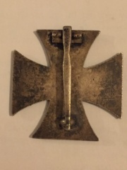 Identification Croix allemande 00873c10