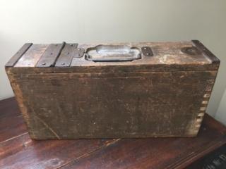 Boîte MG WW1 195e1910