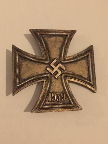 Identification Croix allemande 4df7d410