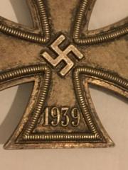 Identification Croix allemande 94347510