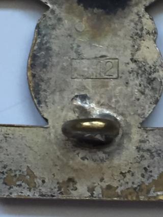 Médaille allemande WW2 n*3 Af354410