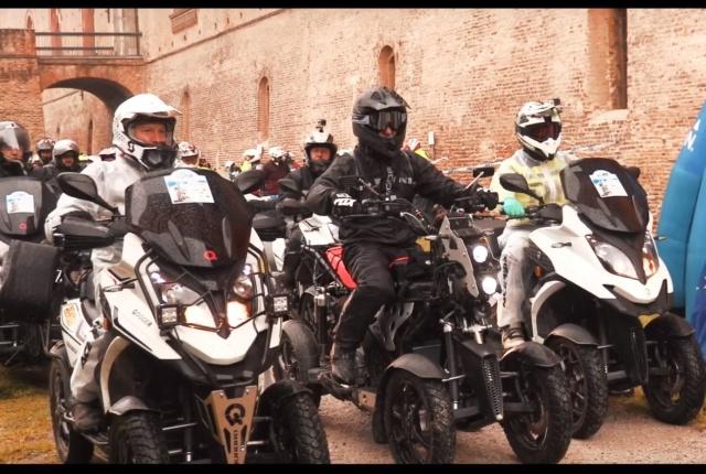 Pavia Sanremo 2019  Qooder10