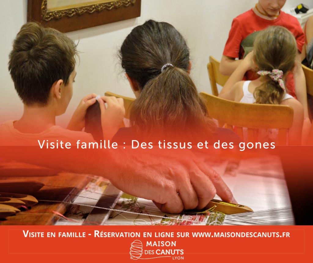 Visite famille : Des tissus et des Gones Visuel10