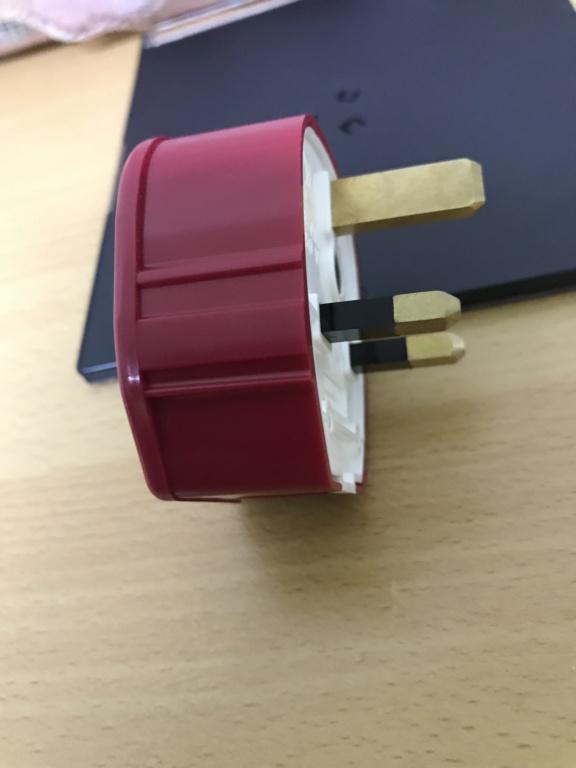 England MK13A hifi plug top 12b7e810